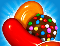 Candy Crush Saga facebook game