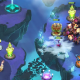 Castle Creeps tower defense game