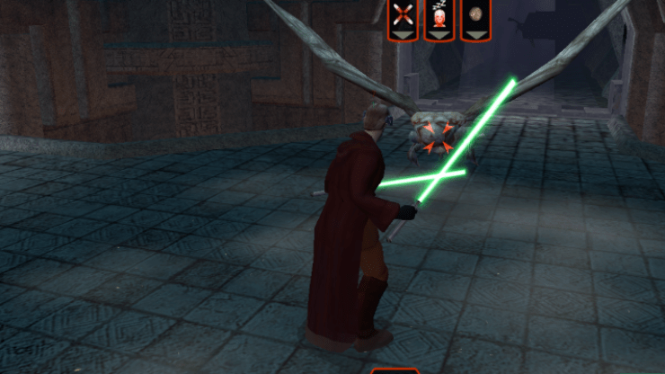 KNIGHTS OF THE ANCIENT REPUBLIC II THE LORDS SITH lords