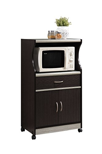 best microwave with black cabinets 2020