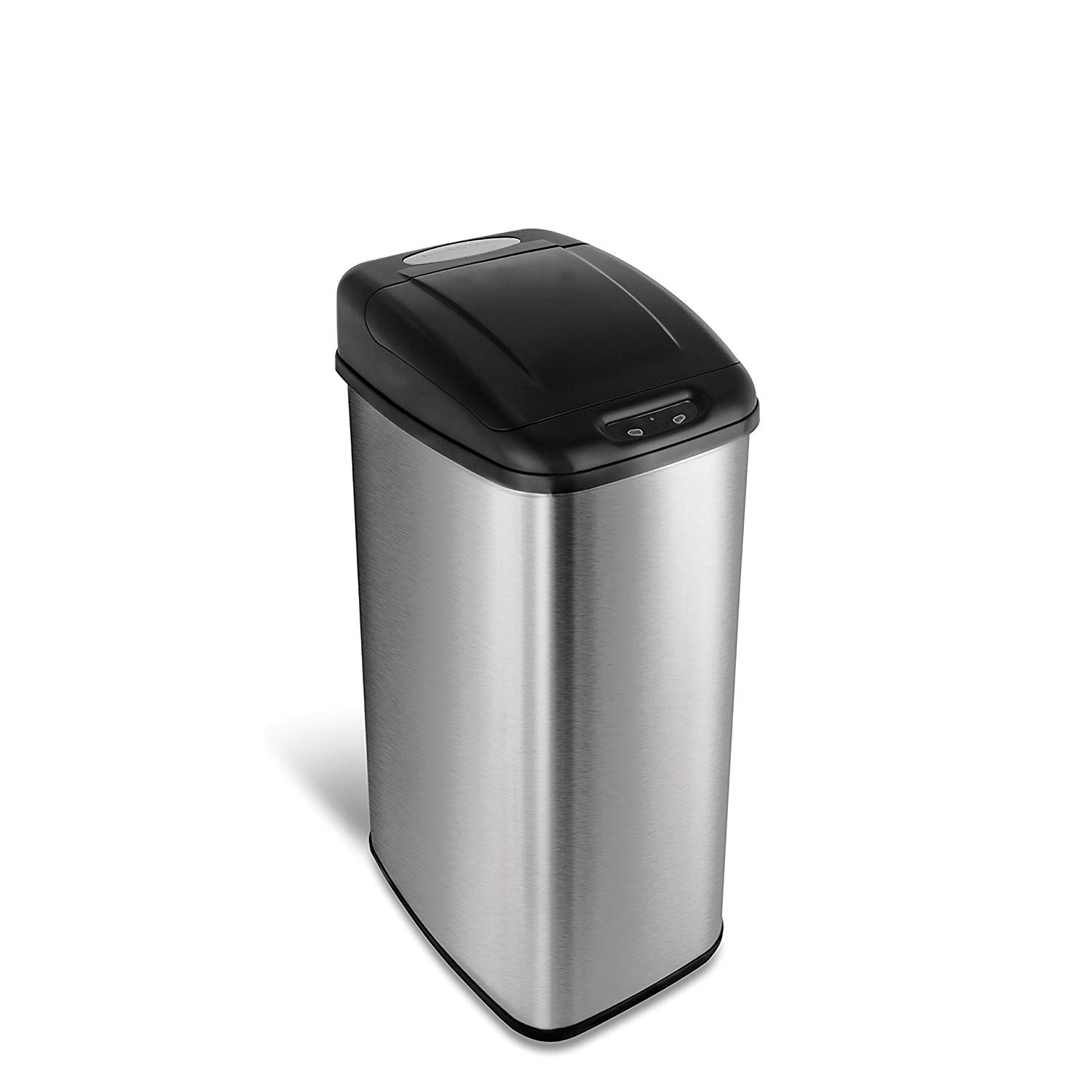 top 10: best tall kitchen trash can reviews - best garbage