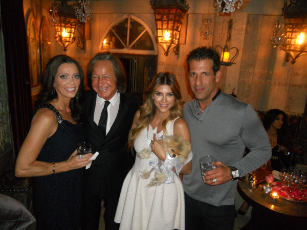 LISA VANDERPUMP PUMP LOS ANGELES