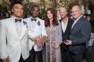 lisa vanderpump gay weddings