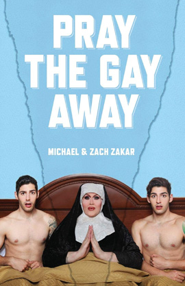 zakar twins book pray the gay away