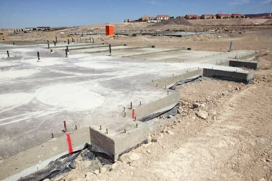 foundation for container home