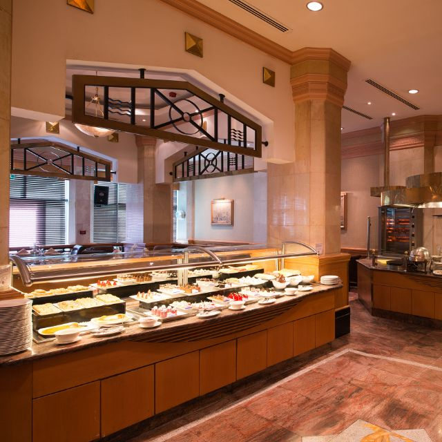 مطعم الأحمدي الفراونية