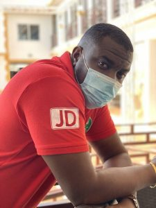 The First Thing I Will do When I Become An MP Is... - John Dumelo Reveals. Check It Out