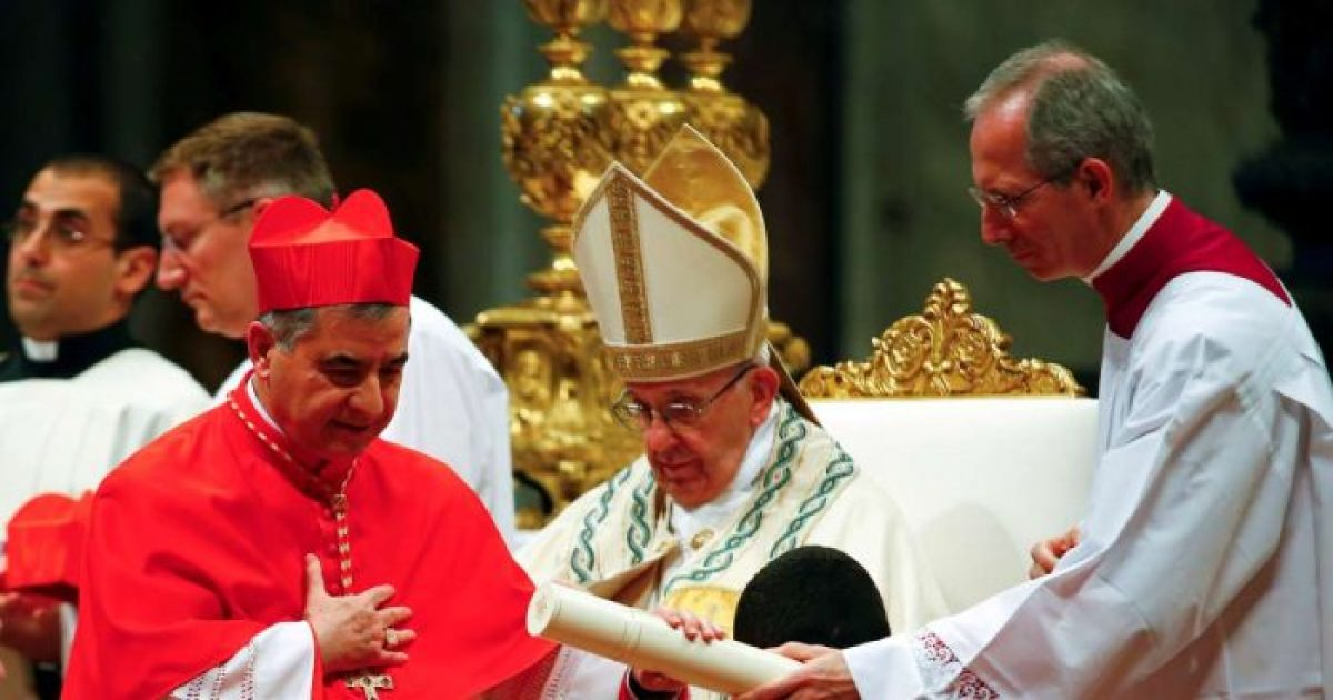 Cardinal Becciu: Vatican official forced out in unusual resignation