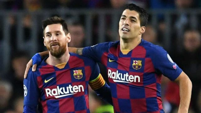 'I Felt Messi's Pain' – Luis Suarez Opens Up On Bitter Exit From Barcelona