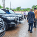Government Of Ghana Gives Vehicles To New Universities