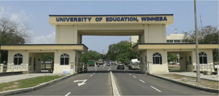 UEW released Students Fees Payment Policy for 2021 Academic Year