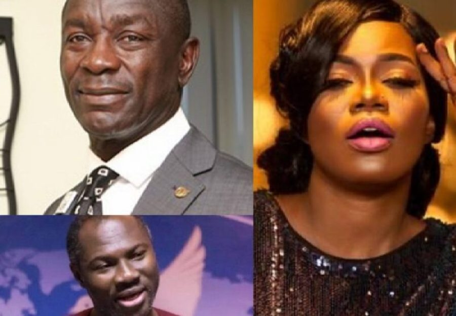 (Video) Mzbel Apologizes To Kofi Amoabeng And Prophet Badu Kobi