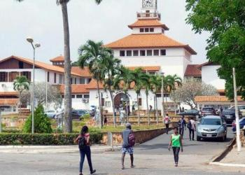 JUST IN: UG SUSPENDS ADMISSION PROCESS