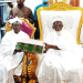 """""""You Are A Great Father,..."""" Spiritual Churches Council Donates Food Items To Chief Imam"""