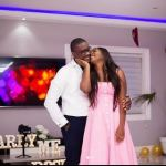 VIDEO: How Anthony Romantically Proposed To Yvonne Okoro's Sister Dr. Roseline Okoro