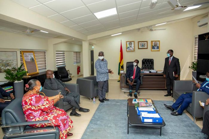 8 Former Education Ministers Join Hands To Help Ghana's Education System