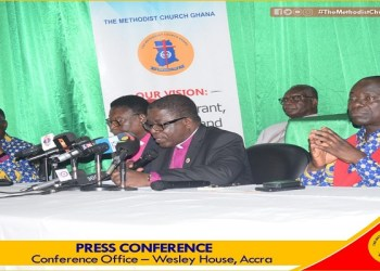 'No fasting On campus' - Methodist Church Rejects GES Directive To Wesley Girls
