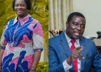 Becareful Of What You Say About Free SHS – Adutwum Warns Naana Jane