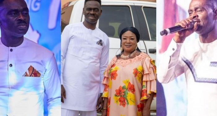 [Video] ''I Picked Maame Tiwaa Because Of Music, She Is Not My Wife'' Yaw Sarpong Reveals