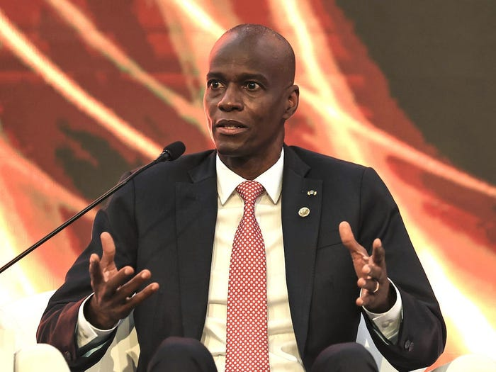 Jovenel Moïse, Haitian President Killed By Unknown Armed Men At Home