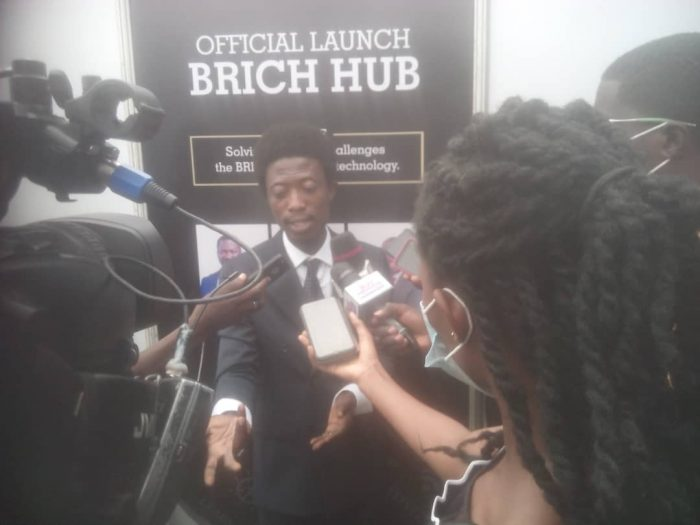 BRICH HUB Initiative Launched In Accra To Solve Societal Challenges