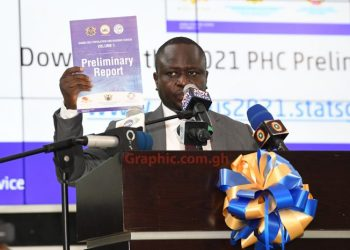 Ghana's most populous region: Greater Accra overtakes Ashanti