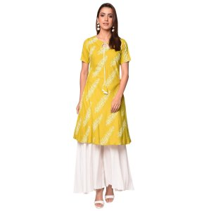 Top 10 Latest Embroidery Designs Kurti India July 2020