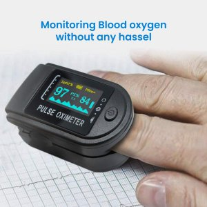 Top 3 Best Pulse Oximeter Price in India 2020