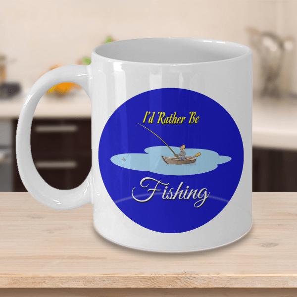 Fishing Mug - Fishing Gift - Fishing Coffee Mug - Fisherman Mug - Funny Fishing Mug - Fishing Gifts