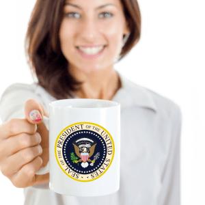 US President Mug - Presidential Seal Mug - Presidential Seal Coffee Mug - President Mug - Presidential Mug - Presidential Coffee Mug - Best Gifts Gallery