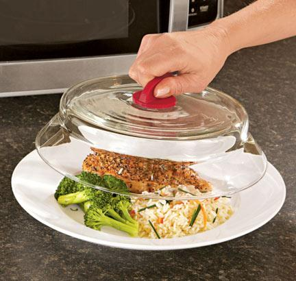 discover the best glass microwave cover