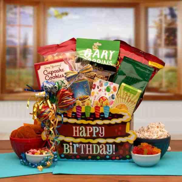 Birthday Gift Baskets Image