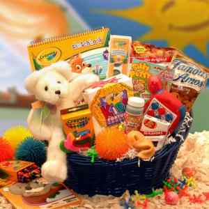Childrens Gift Baskets category image