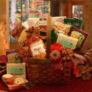 fall gift baskets category image