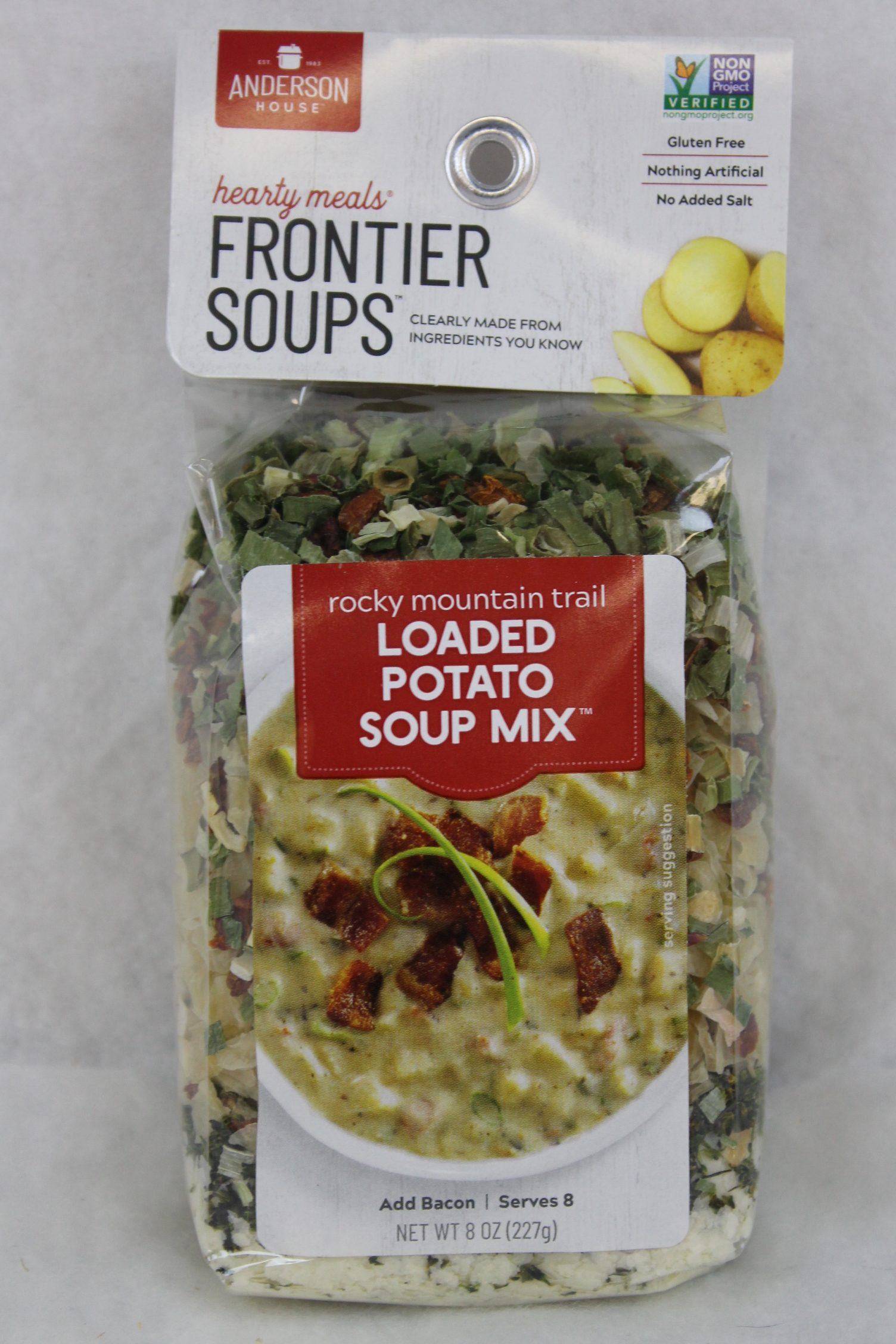 loaded potato soup mix product image