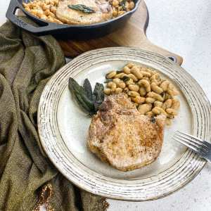 Country Pork chops feature image