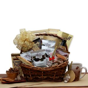 Coffee Time Gift Basket product image