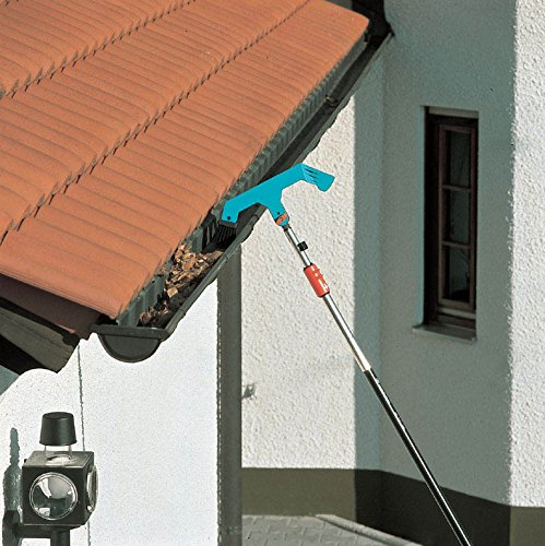 Gardena 3650 Gutter Cleaner Head Best Gutter Cleaning Tool
