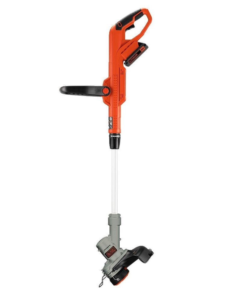 Black Decker Lst300 Trimmer Edger Best Gutter Cleaning Tool