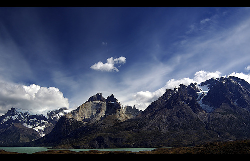 Towers of Paine, Chile - MarcoIE