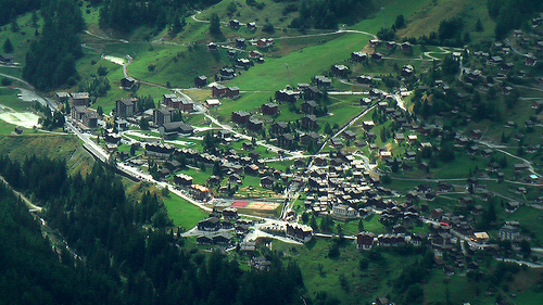 Swiss-valley