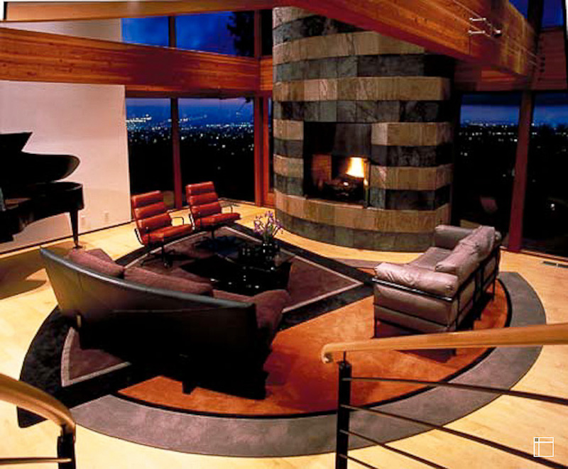 Post Modern House Interior Design Home Design And Style