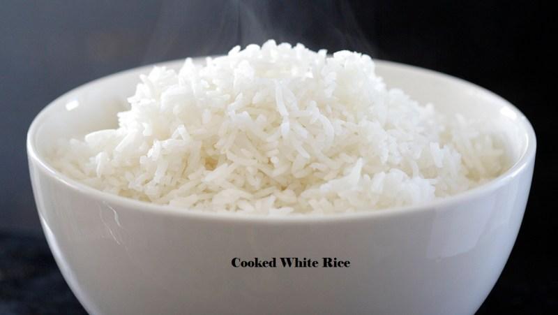 cook white rice