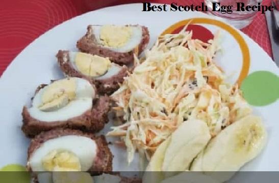 Best Scotch egg recipe
