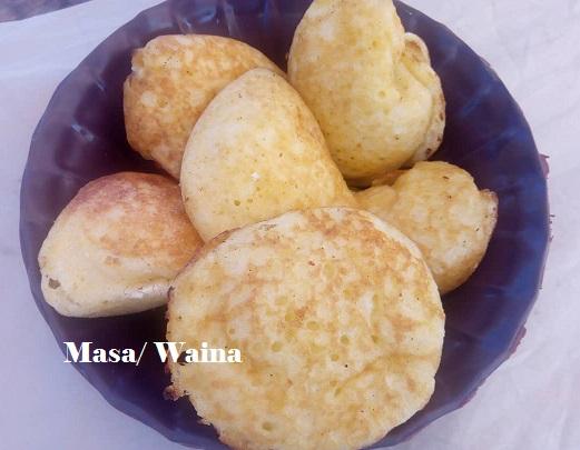 Masa Recipe