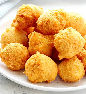 Hush Puppies Food