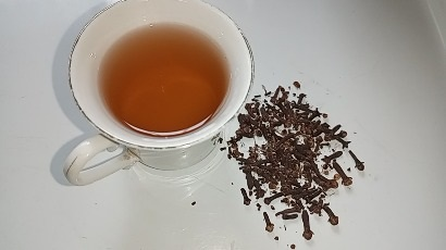 Clove Soaked In Water For Infections