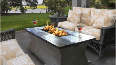 Best Gas Fire Pit Table | Best Home Gear