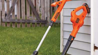 Best Battery powered leaf blower string trimmer combo | Best Home Gear