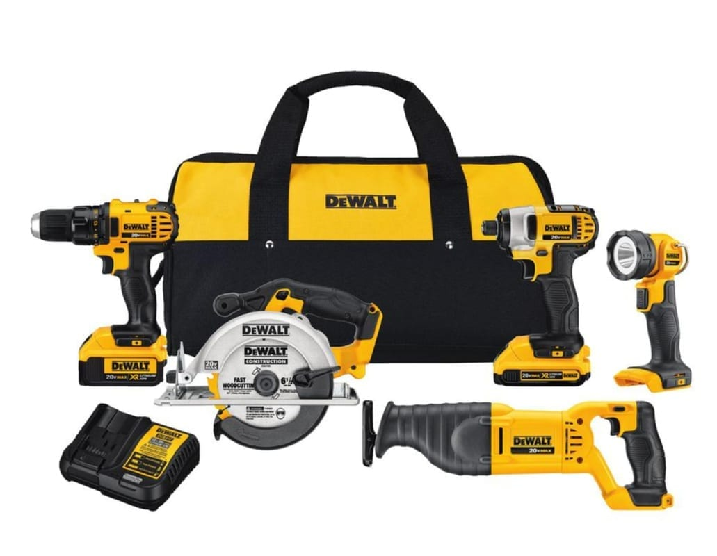 Power Tool Buying Guides & Reviews ⋆ Best Home Gear